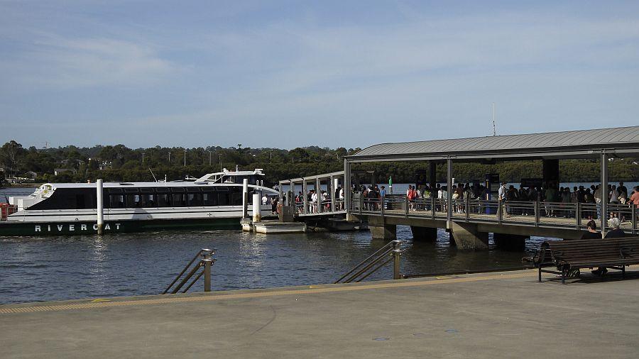 澳洲-新南威爾斯-Parramatta River遊船