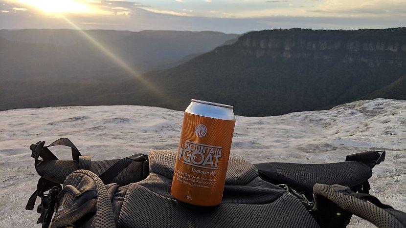 澳洲-藍山國家公園-Lincoln 's Rock