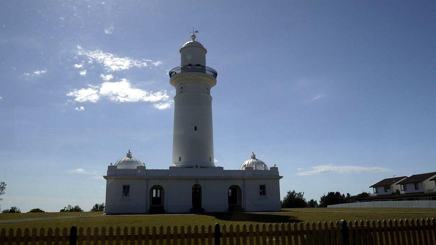 澳洲-雪梨-Macquarie Lighthouse