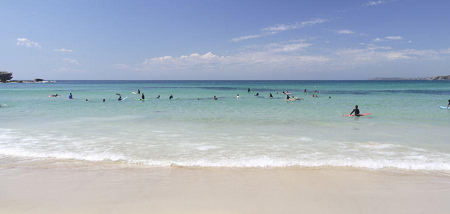 澳洲-雪梨-邦代海灘