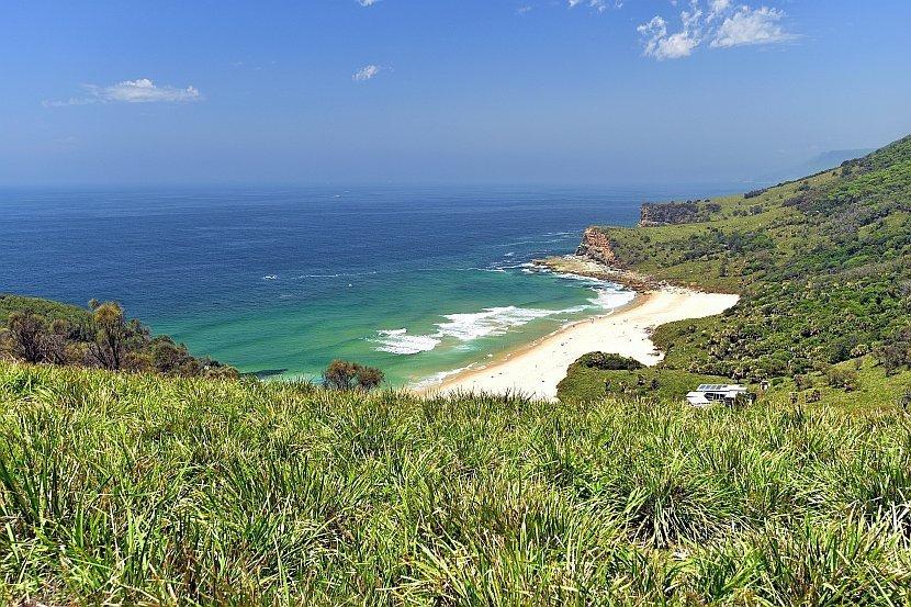 澳洲-新南威爾斯州-Royal National Park-Burning Palms Beach