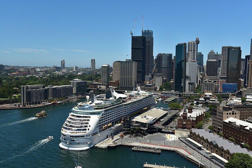 澳洲-雪梨-雪梨港灣大橋