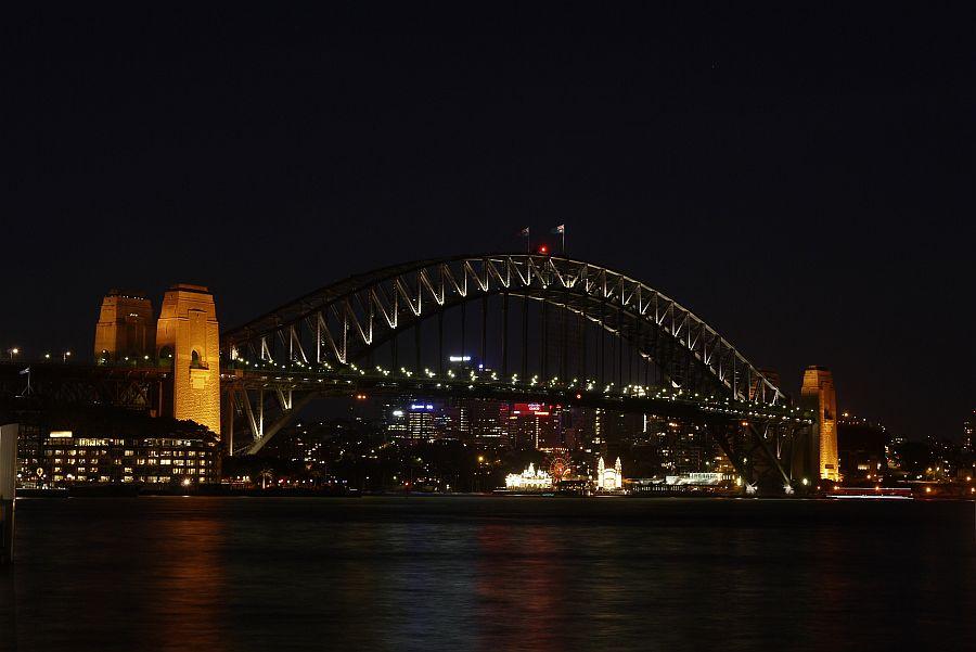 雪梨-雪梨港灣大橋