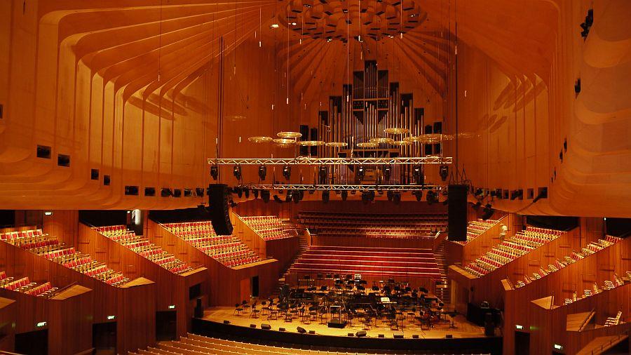 澳洲-雪梨-雪梨歌劇院音樂廳