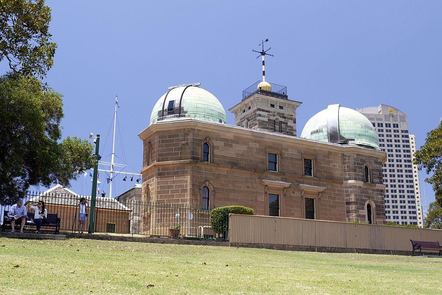 雪梨-雪梨天文台