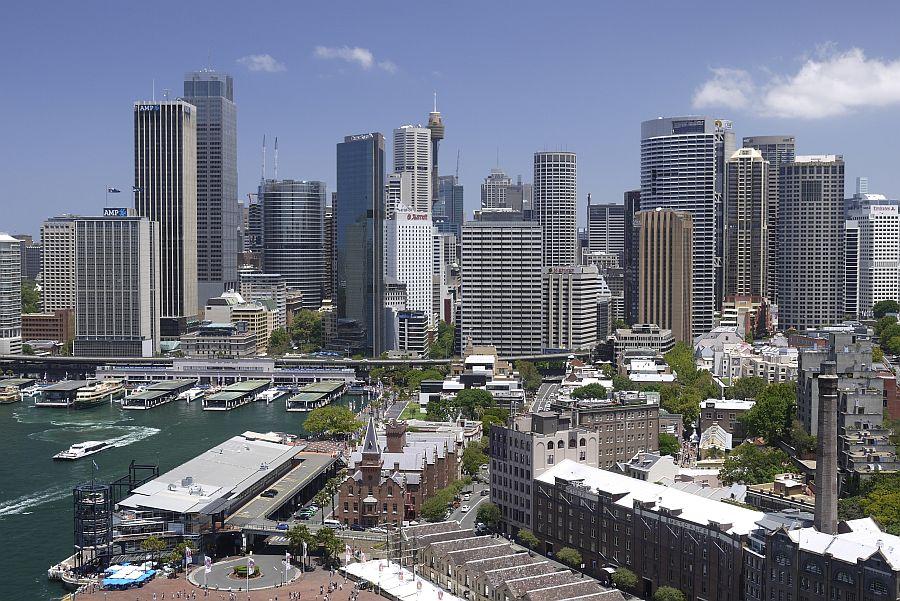 雪梨-環形碼頭