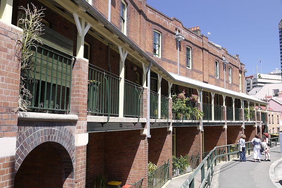 雪梨-雪梨岩石區-Susannah Place Museum