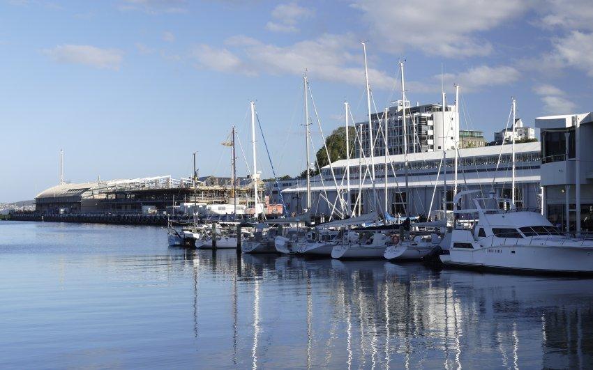 澳洲-塔斯馬尼亞-荷巴特-憲法碼頭