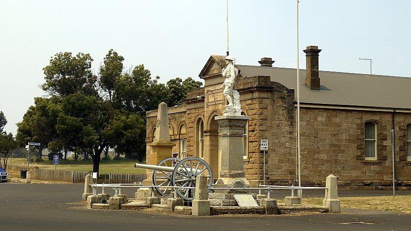 澳洲-塔斯馬尼亞-蘿絲小鎮