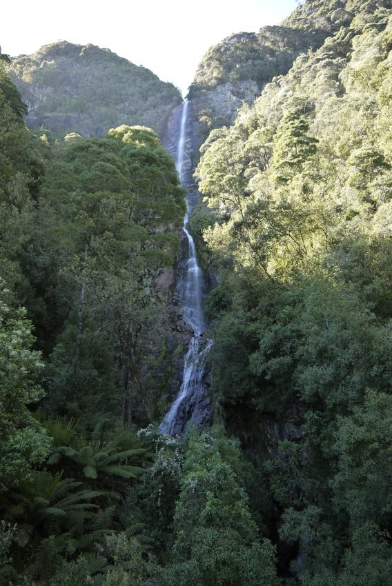 澳洲-塔斯馬尼亞-Montezuma Falls