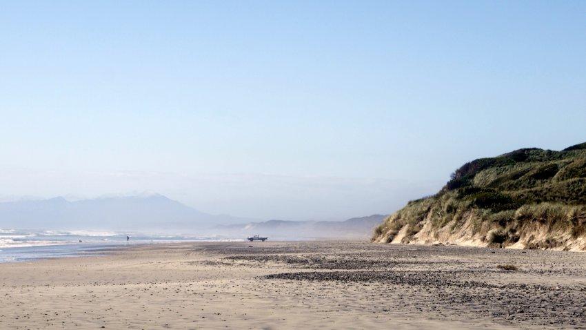 澳洲-塔斯馬尼亞-Ocean Beach