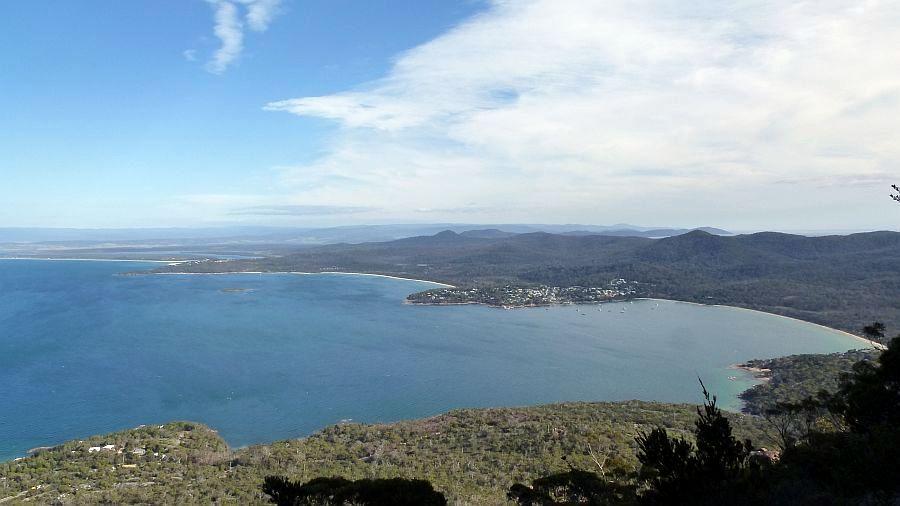 澳洲-塔斯馬尼亞-Great Oyster Bay