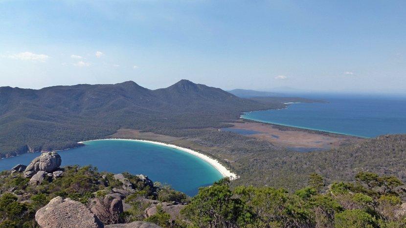 澳洲-塔斯馬尼亞-酒杯灣
