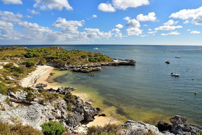 澳洲-西澳-羅特尼斯島-Parakeet Bay