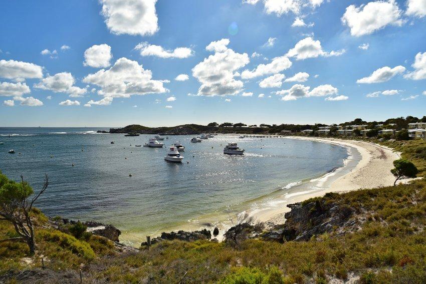 澳洲-西澳-羅特尼斯島-Gerodie Bay