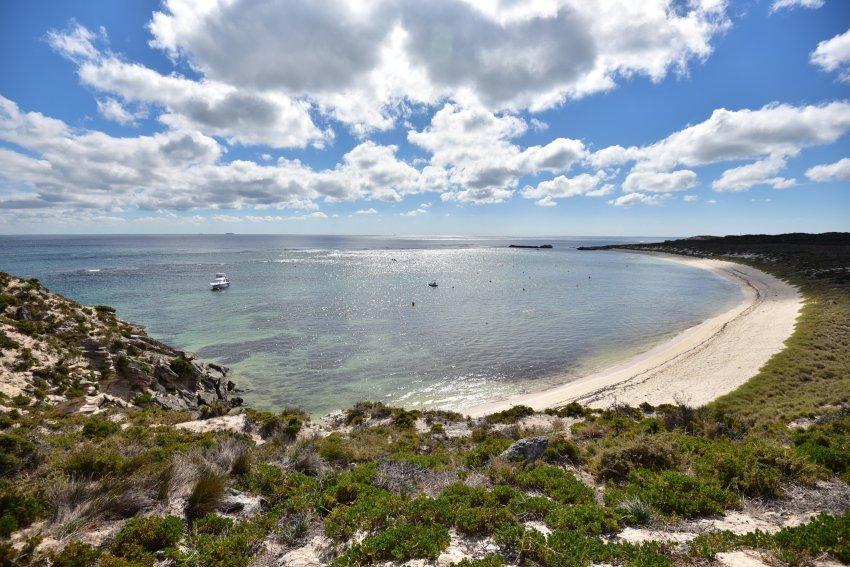 澳洲-西澳-羅特尼斯島-Catherine Bay