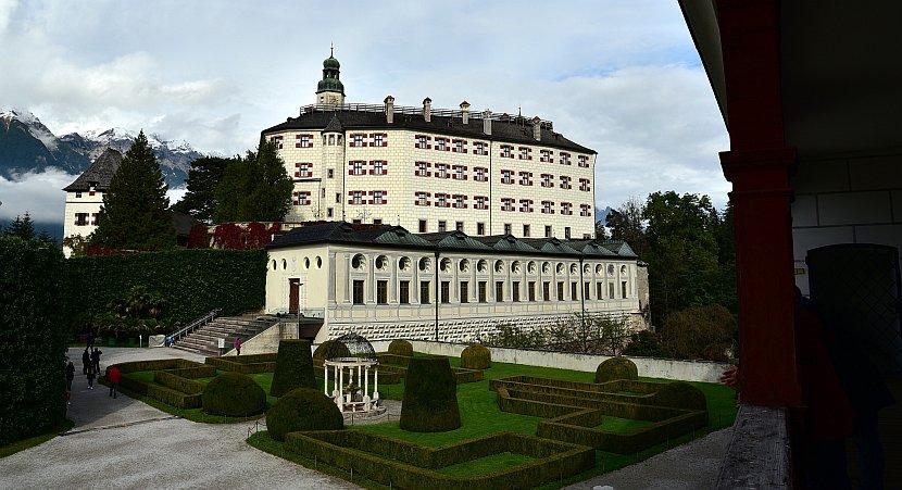 奧地利-因斯布魯克-安布拉斯城上城堡