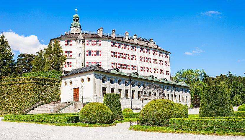 奧地利-因斯布魯克-安布拉斯城-上城堡
