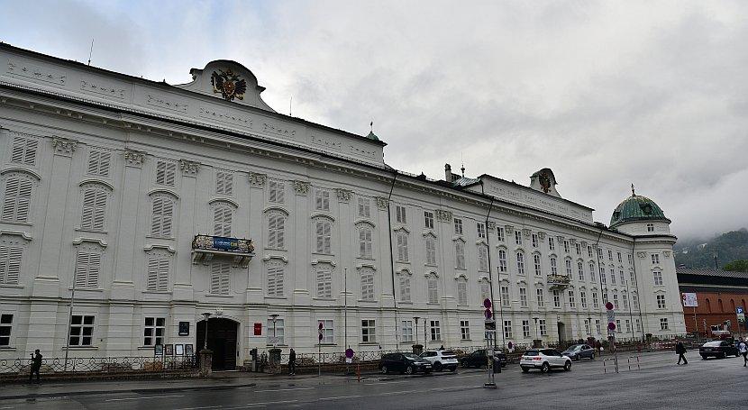奧地利-因斯布魯克-因斯布魯克皇宮