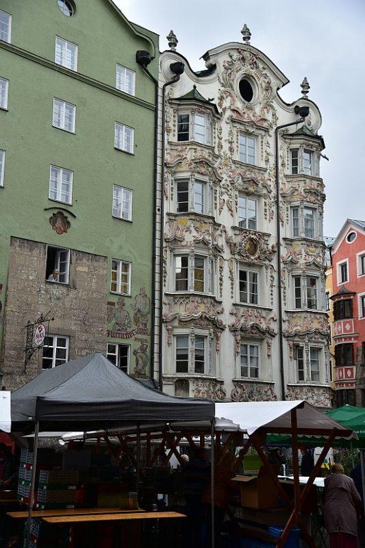 奧地利-因斯布魯克-海爾布陵屋(Helbling House)