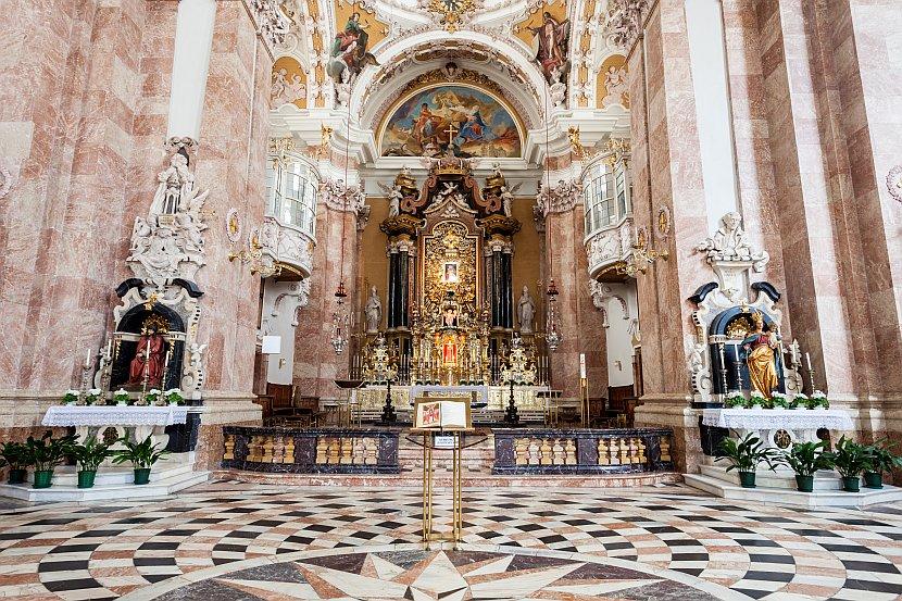 奧地利-因斯布魯克-因斯布魯克大教堂(Innsbrucker Dom)