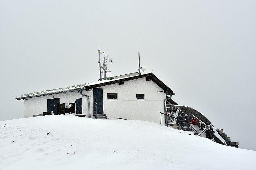 奧地利-因斯布魯克-北山纜車Hafelekar區域