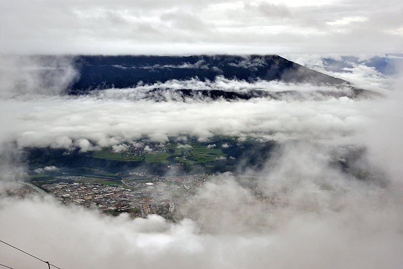 奧地利-因斯布魯克-北山纜車-Seegrube區域
