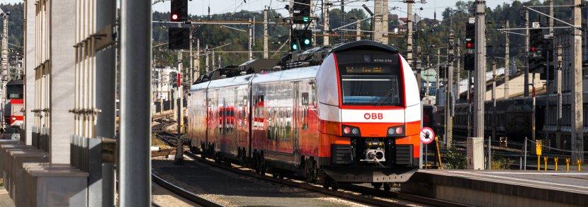奧地利國鐵OBB列車