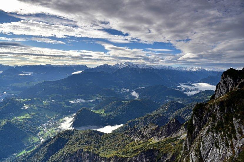 奧地利-薩爾斯堡-Untersberg