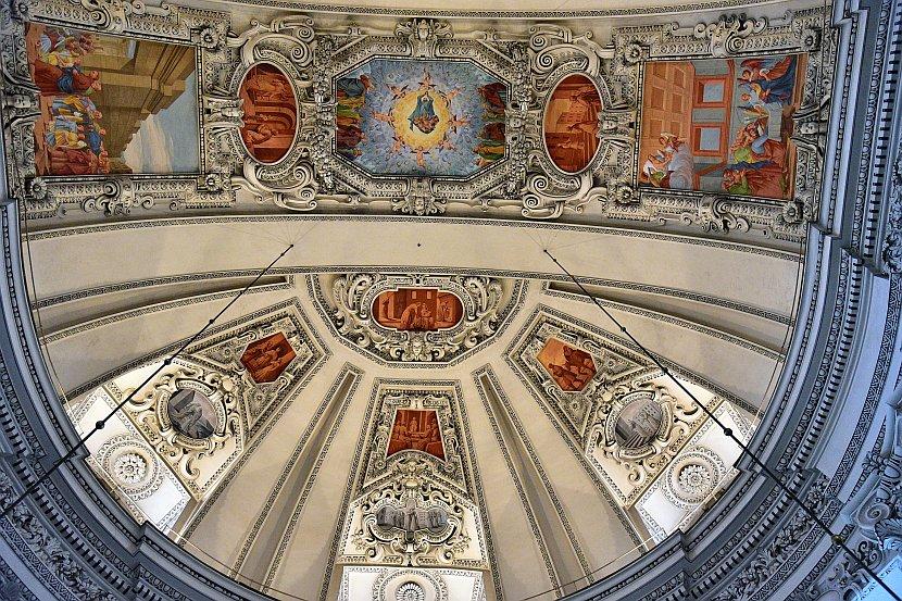 奧地利-薩爾斯堡-薩爾斯堡主教座堂