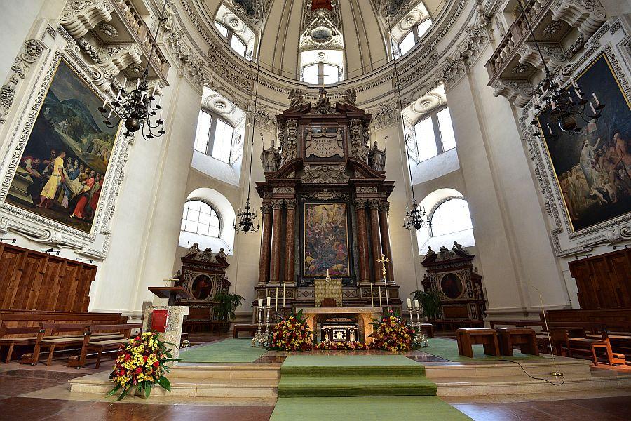 奧地利-薩爾斯堡-薩爾斯堡大教堂 / 主教座堂