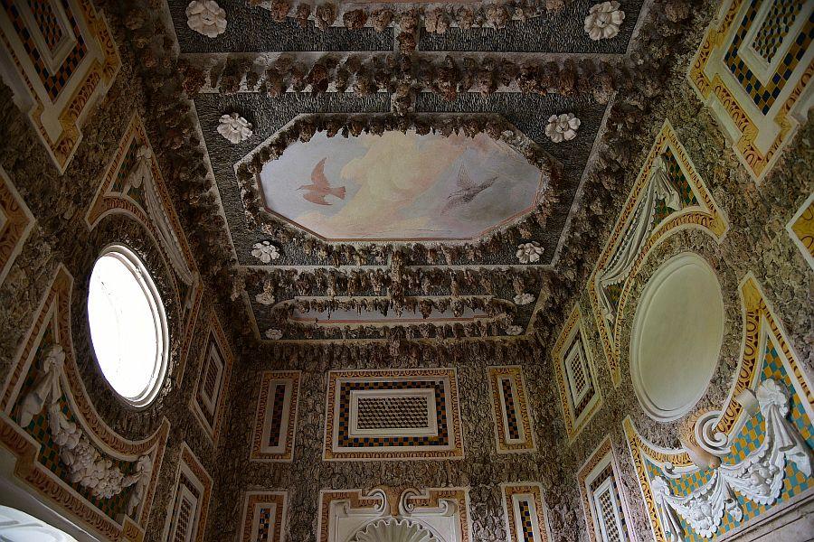 奧地利-薩爾斯堡-海布倫宮-惡作劇噴泉
