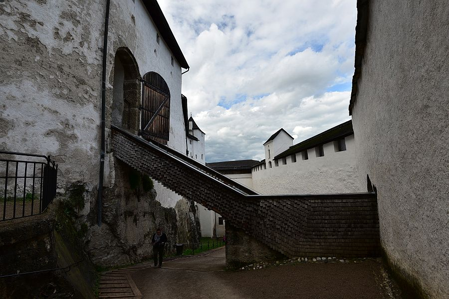 奧地利-薩爾斯堡-薩爾斯堡高地要塞Festung Hohensalzburg