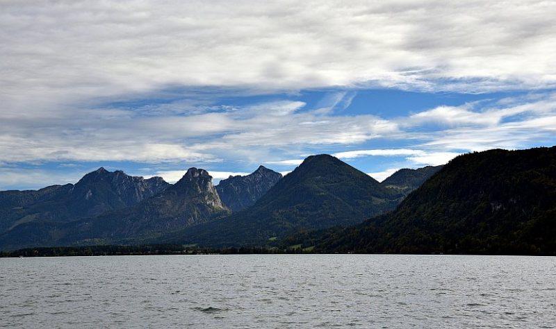 奧地利-聖吉爾根-沃夫岡湖