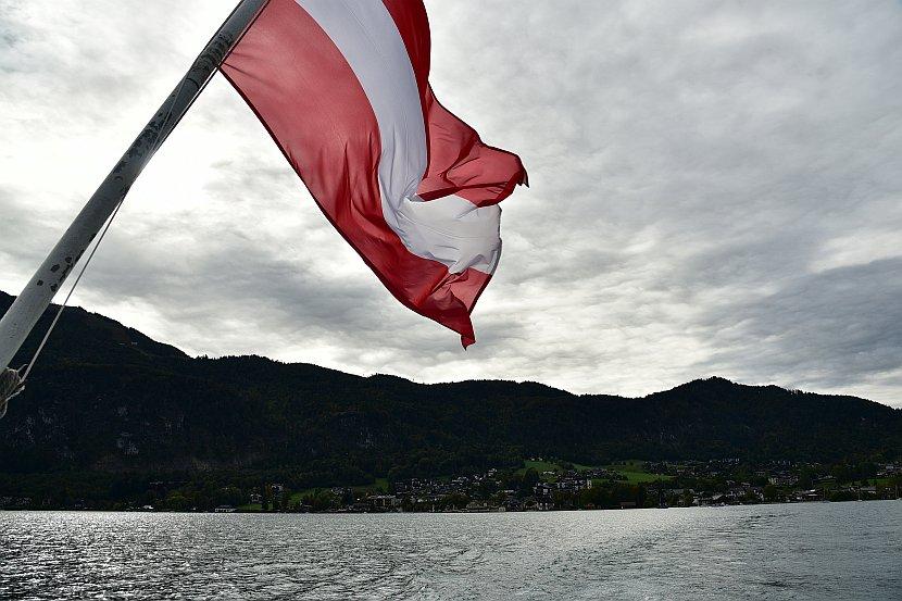 奧地利-聖吉爾根-沃夫岡湖遊船