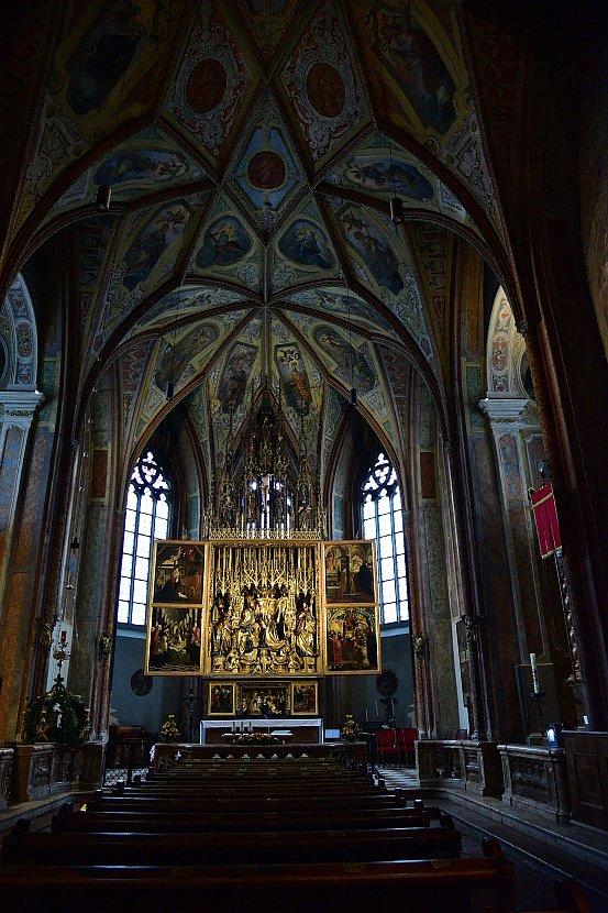 奧地利-聖沃夫岡-聖沃夫岡教堂