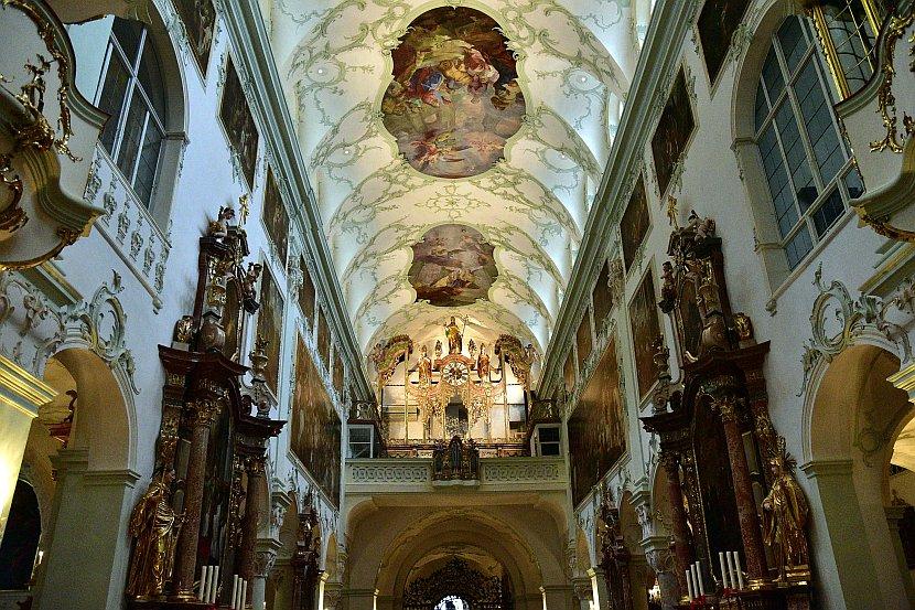 奧地利-薩爾斯堡-聖彼得修道院附屬教堂