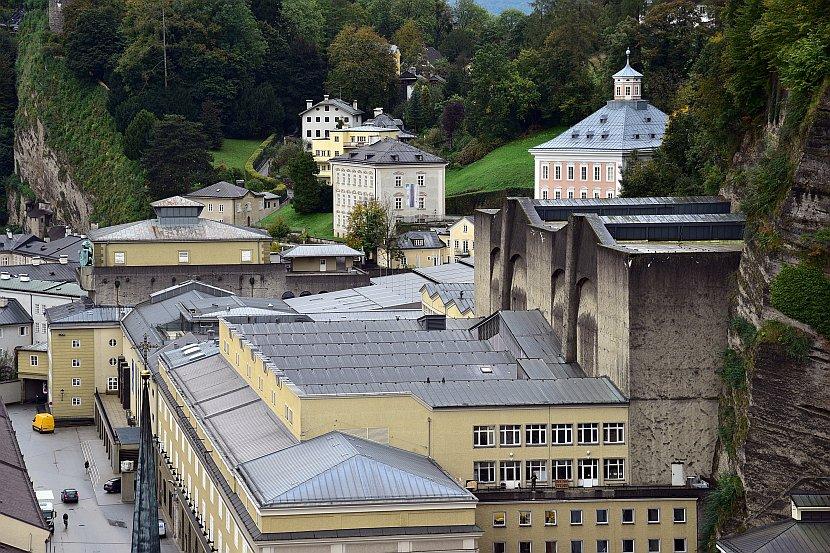 奧地利-薩爾斯堡-Mönchsberg Lift