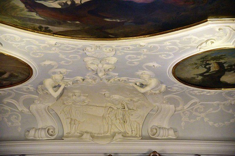 奧地利-薩爾斯堡-薩爾斯堡主教宮殿-Konferenz-Saal
