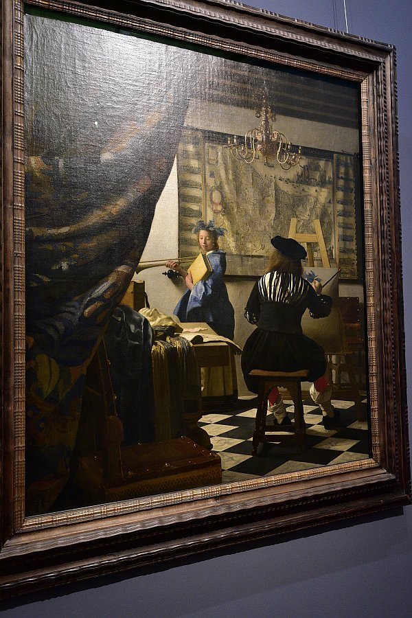 奧地利-維也納-藝術史博物館-The Art of Painting