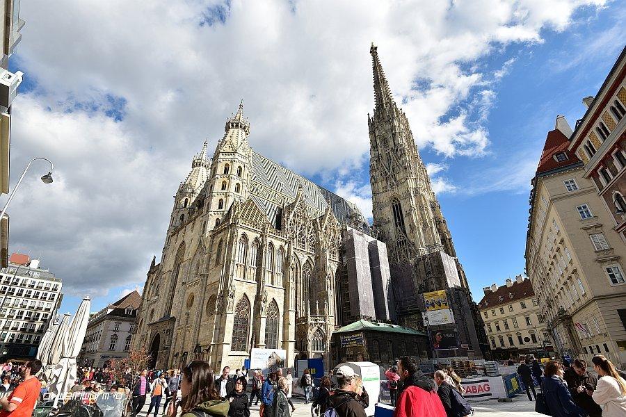 奧地利-維也納-聖史蒂芬教堂