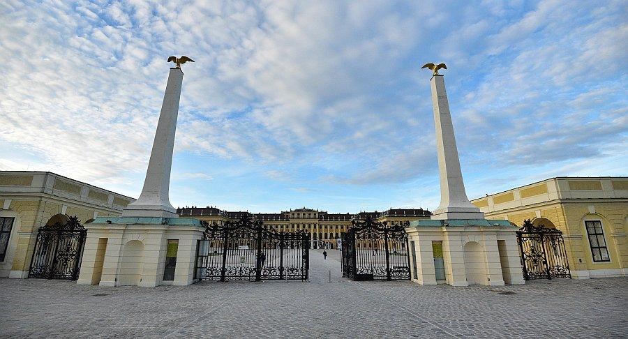 奧地利-維也納-熊布朗宮 / 美泉宮Schönbrunn Palace