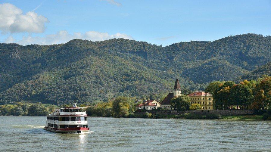 奧地利-維也納-瓦豪河谷