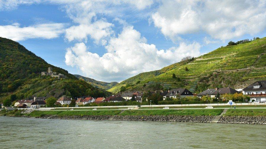 奧地利-維也納-瓦豪河谷-Ruine Hinterhaus