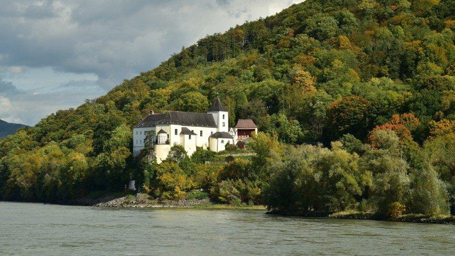 奧地利-維也納-瓦豪河谷-Kloster Schöntal修道院