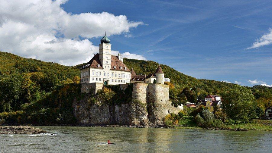 奧地利-瓦豪河谷-Schloss Schönbühel