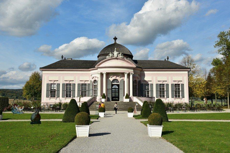 奧地利-維也納-瓦豪河谷-梅爾克修道院