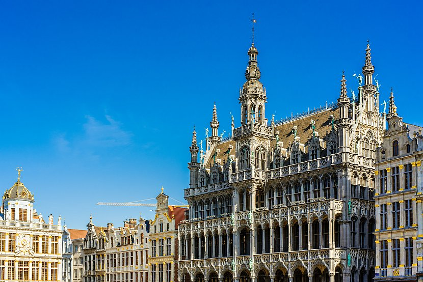 比利時-布魯塞爾-大廣場-國王之家