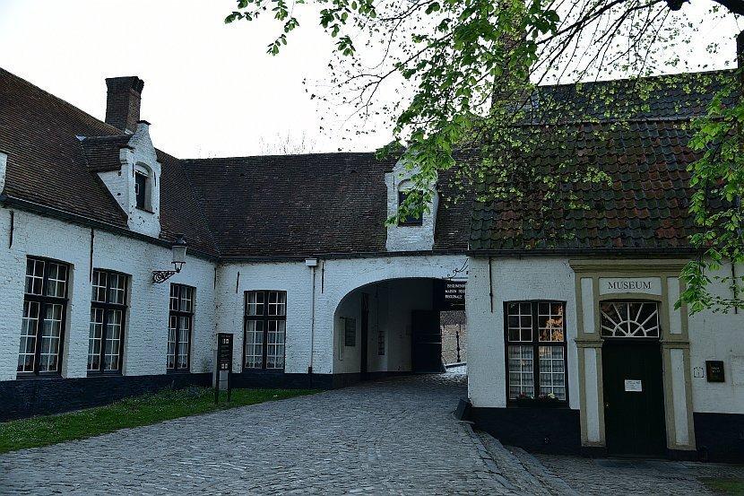 比利時-布魯日-貝居安修道院