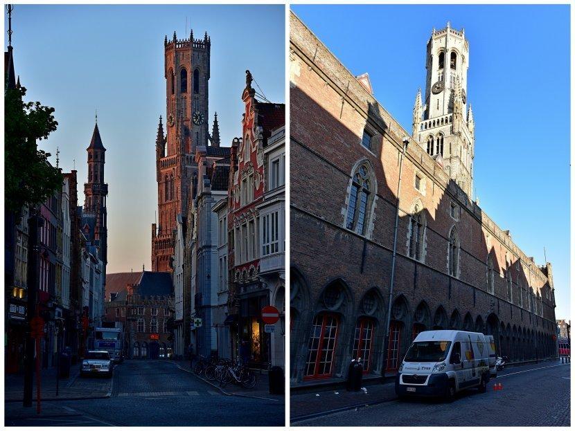 比利時-布魯日-布魯日鐘樓(Belfort van Brugge)